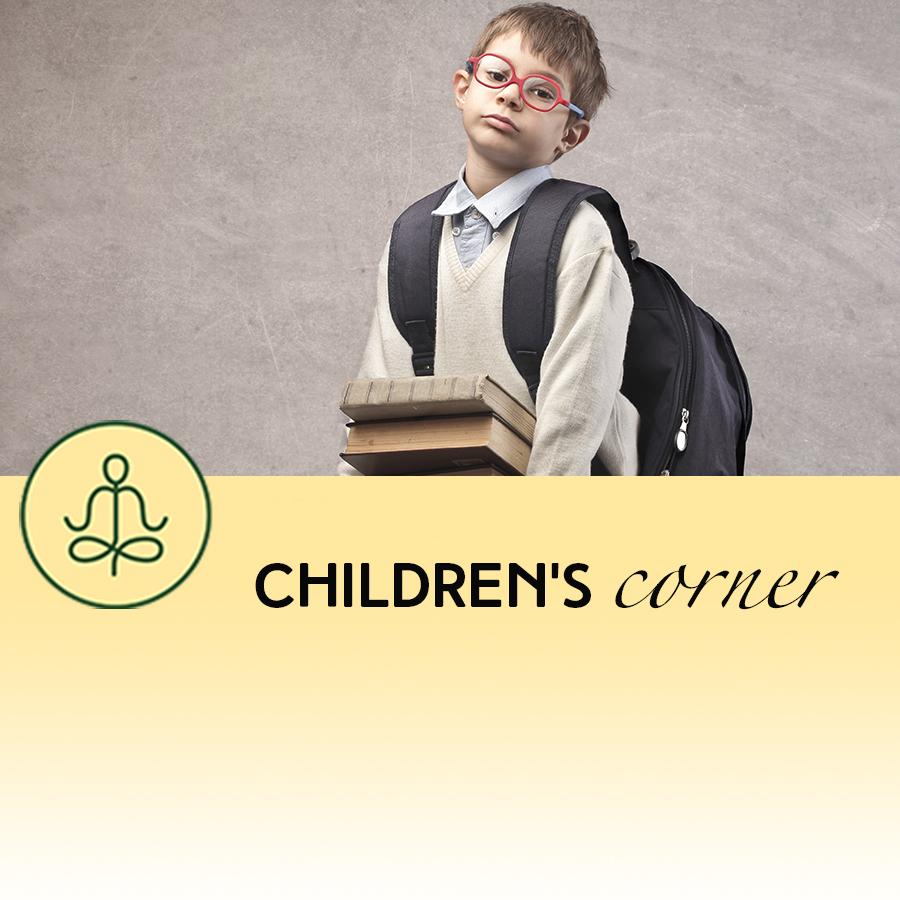 Prevention of poor posture in school children