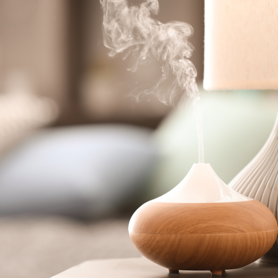 Cold and flu humidifier