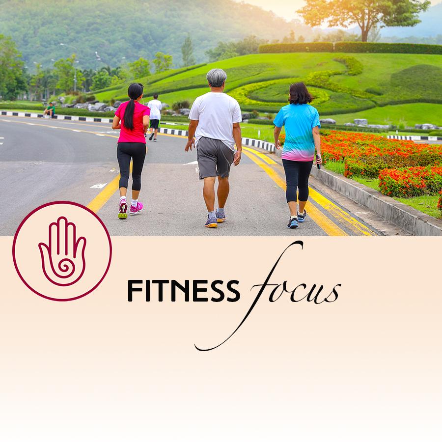 Walking is Healthy