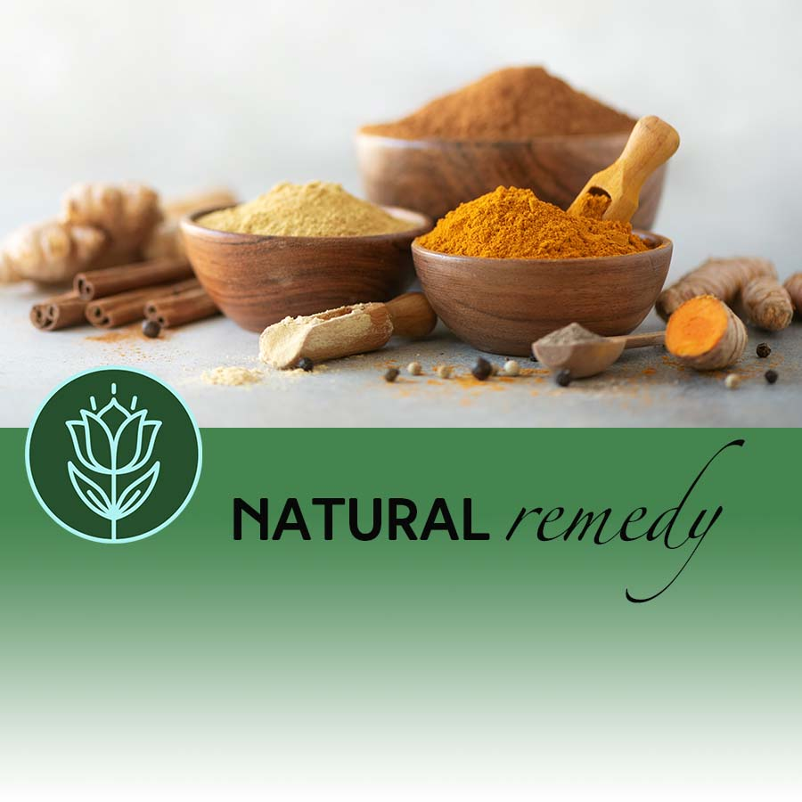 Turmeric, Ginger as medicine