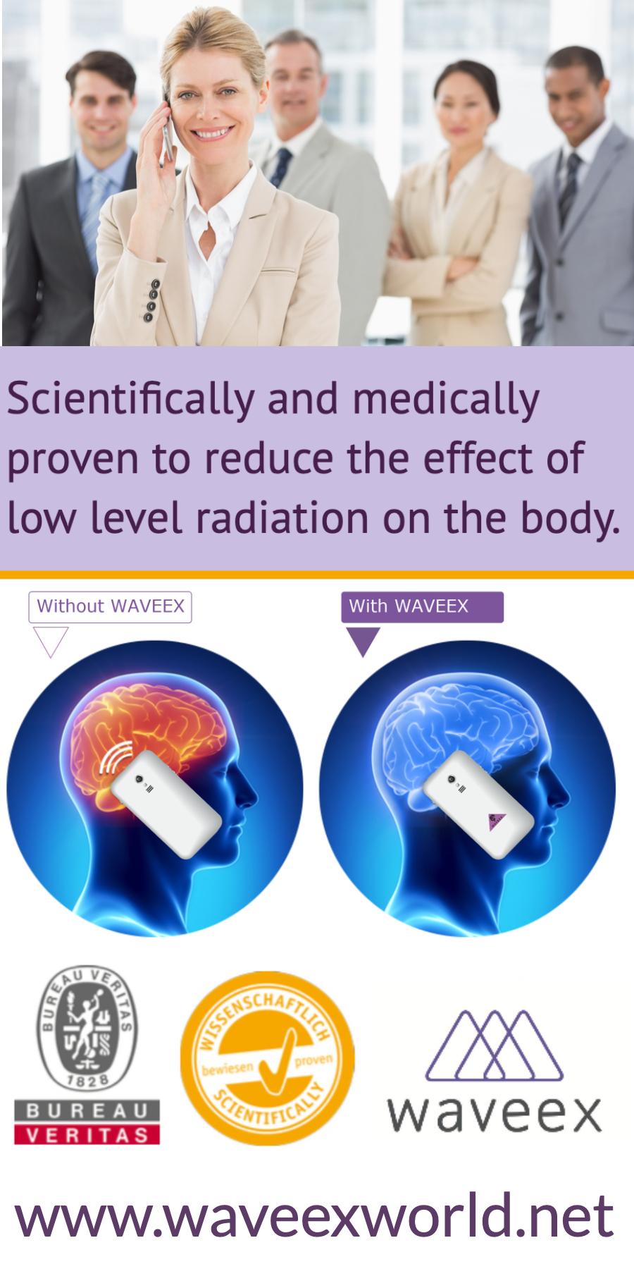 waveex radiation cell phones