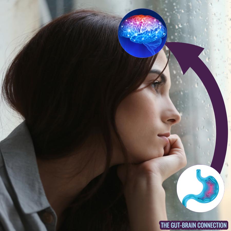 FLoraCare gut brain connection probiotic