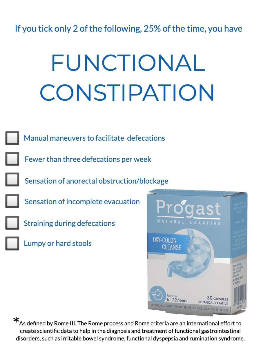 Progast Oxy-colon cleanse