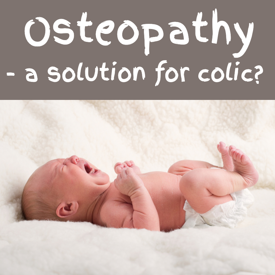 osteopathy colic