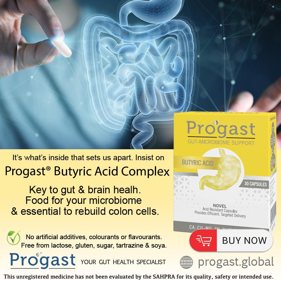 Butyric Acid Progast