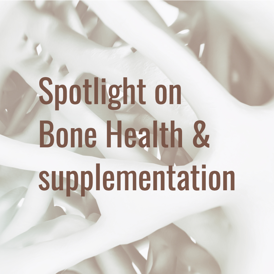 spotlight on bone health