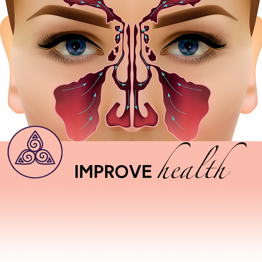 how to manage sinusitis