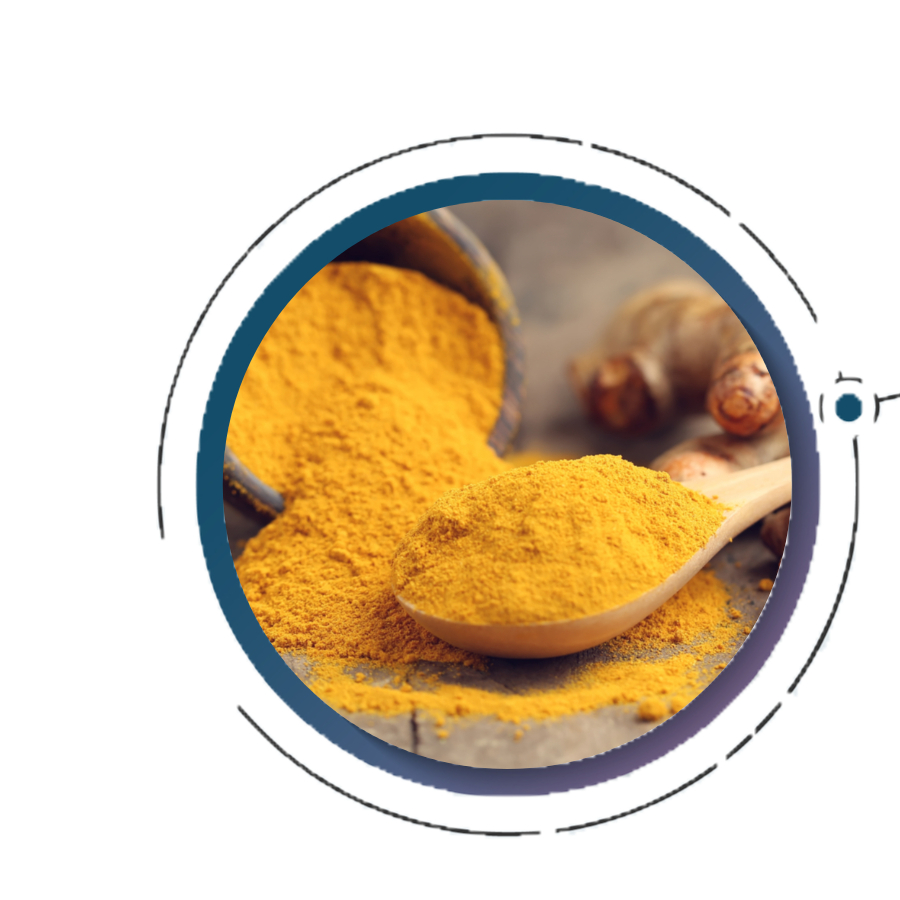 Oxy-Colon Cleanse Turmeric curcumin