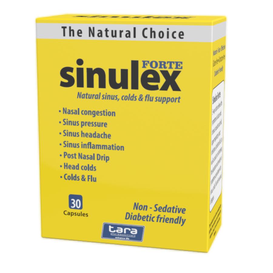 Sinulex Capsules