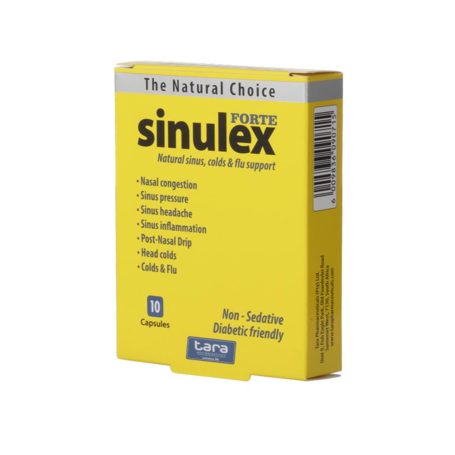 Sinulex Capsules remedy