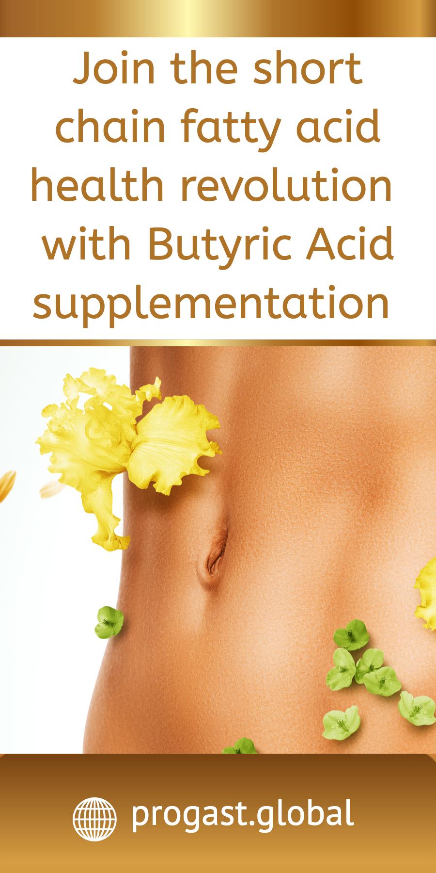 Butyric Acid SCFA