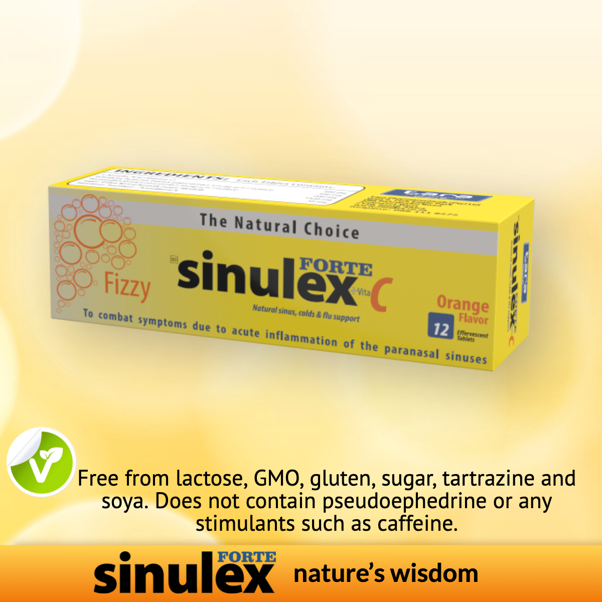 Sinulex® Forte C Fizzy product review