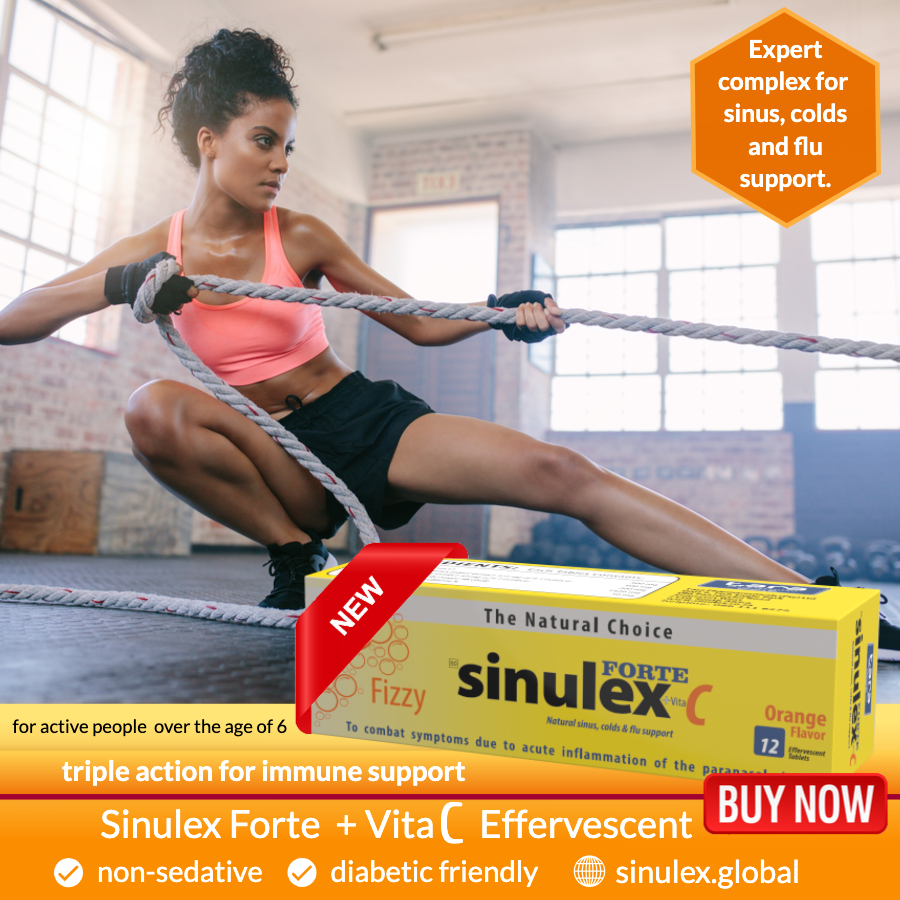 Sinulex Effervescent web banner
