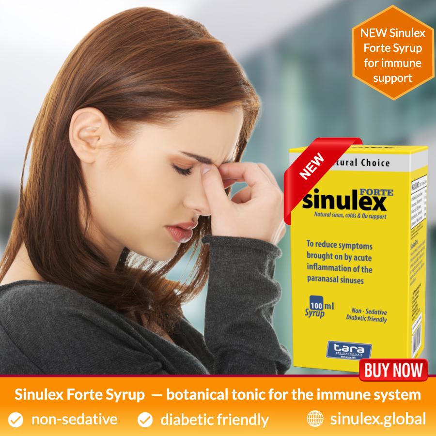 Sinulex Syrup