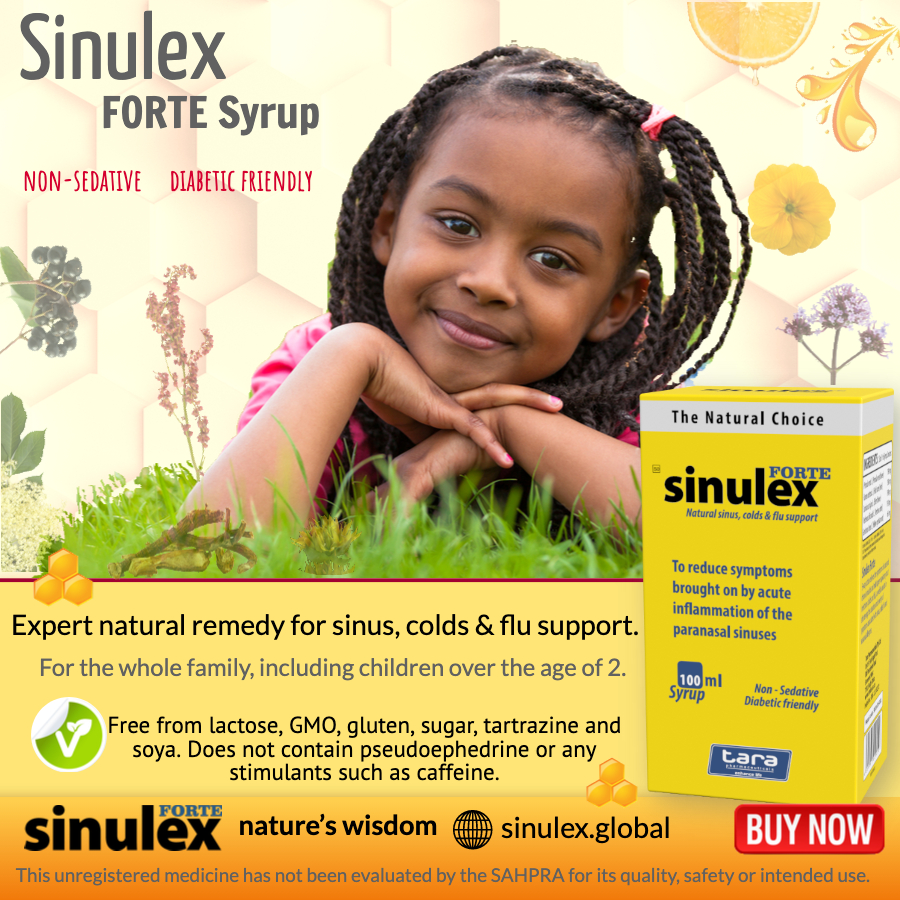 Sinulex girl outside