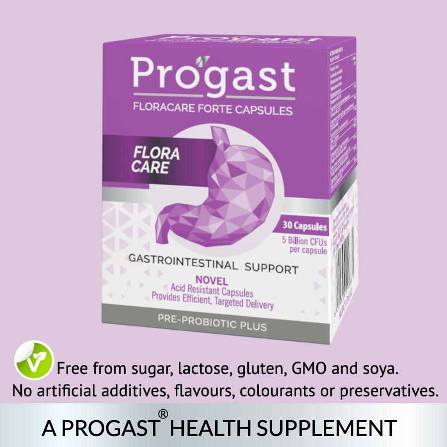 Progast FloraCare Probiotic