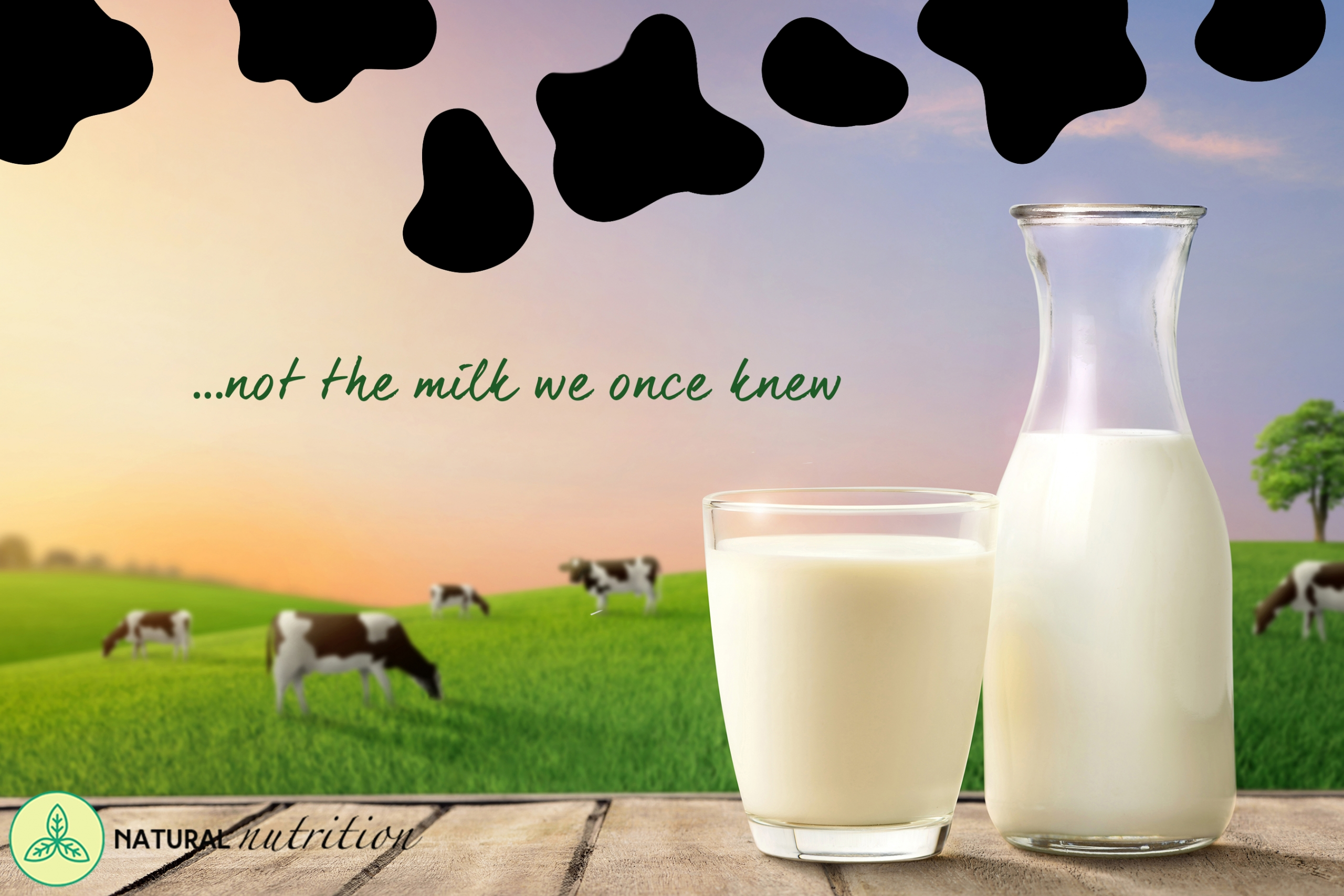 not the milk we use to know