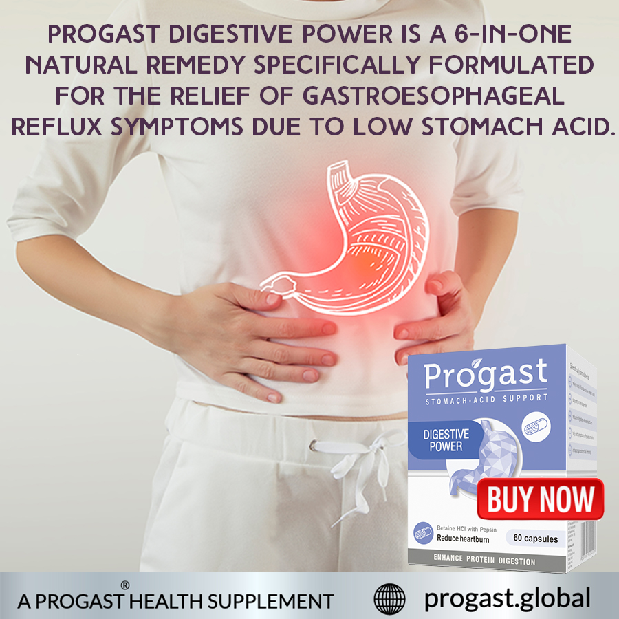 Progast® Digestive Support Power buy now
