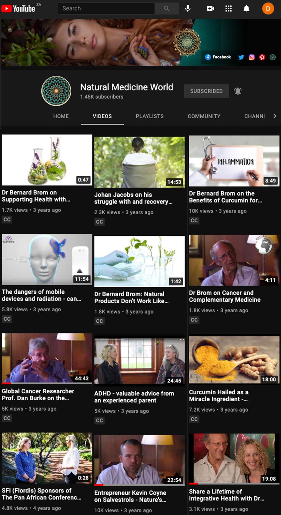 YouTube media Kit