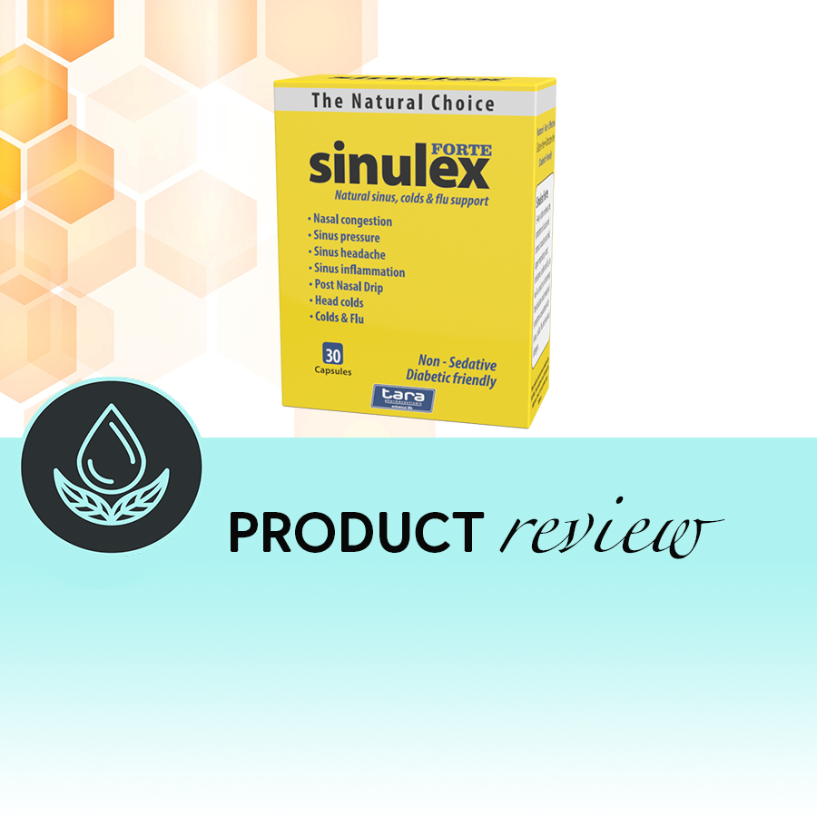 Product review sinulex capsules