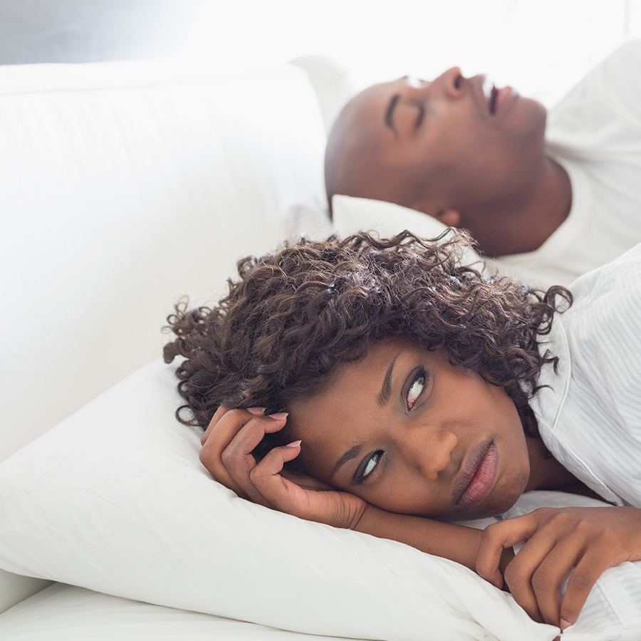 Snoring stresses and solutions