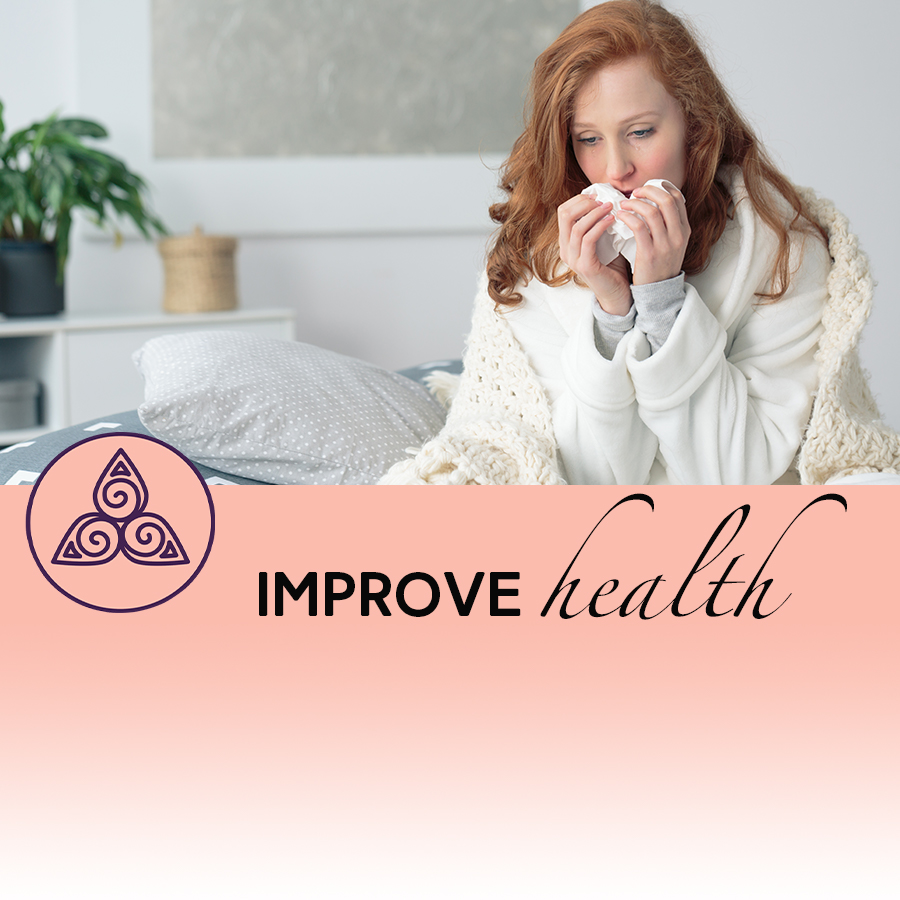 Combat colds and flu naturally