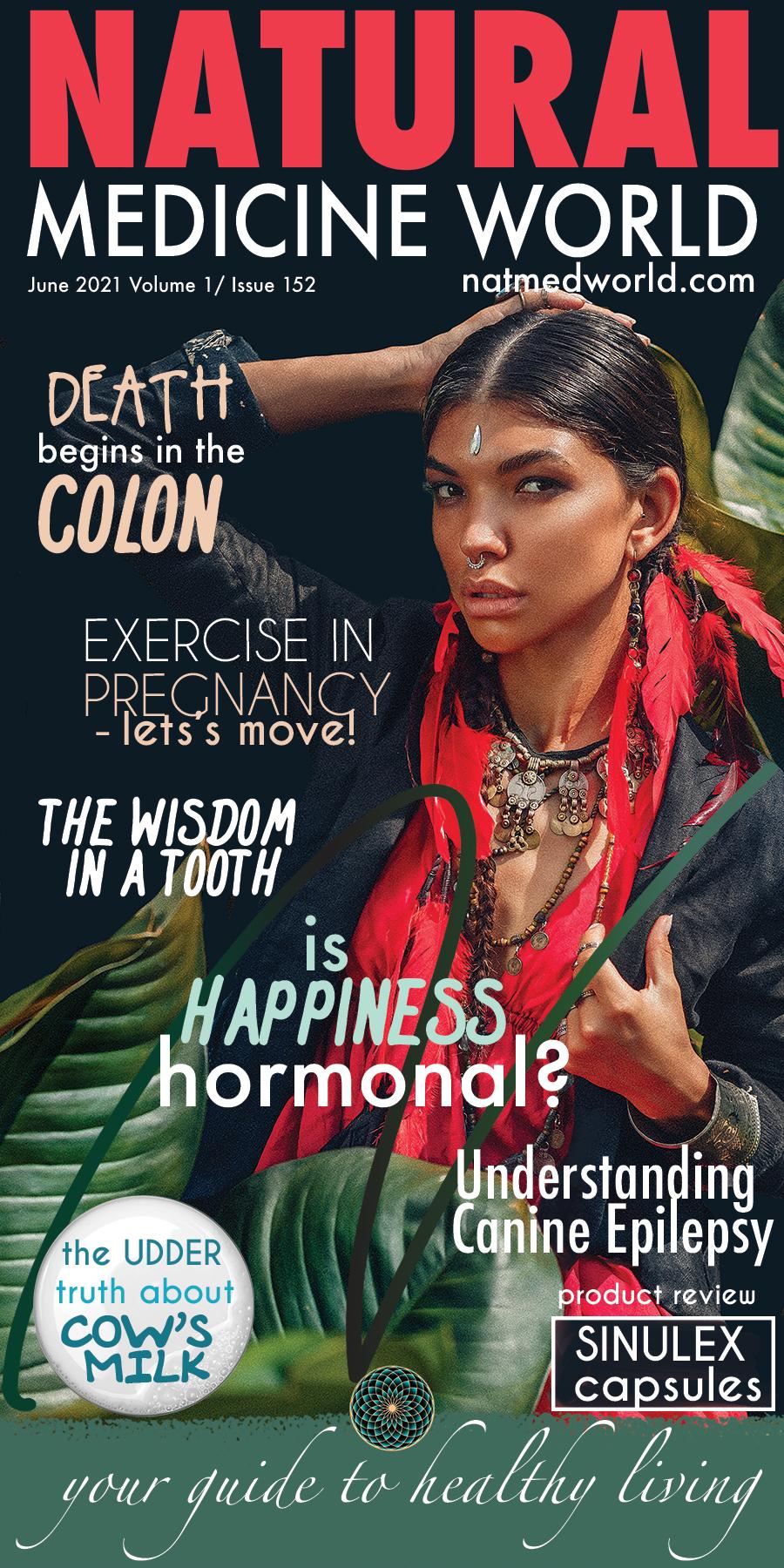 natmedmag Cover June issue 152