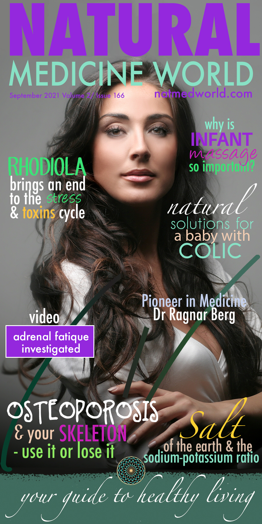 NMW Cover Issue 166