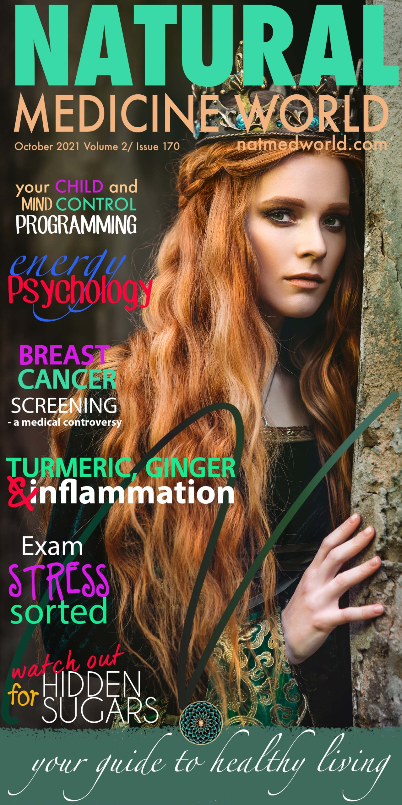 NMW Cover October Issue 170