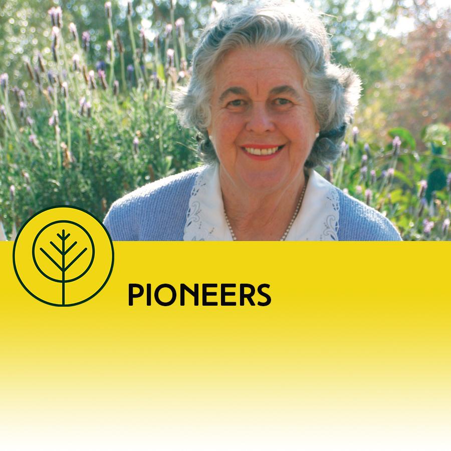 Pioneer Margaret Roberts